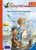 Der Schatz des Kapitäns Lernen und Fördern;Lernbücher - Ravensburger