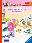 Lara und die freche Elfe im Winterwald Lernen und Fördern;Lernbücher - Ravensburger