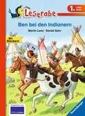Ben bei den Indianern Lernen und Fördern;Lernbücher - Ravensburger