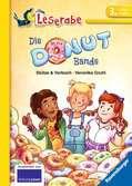 Die Donut-Bande Lernen und Fördern;Lernbücher - Ravensburger