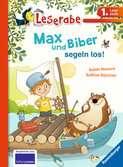 Max und Biber segeln los! Kinderbücher;Erstlesebücher - Ravensburger