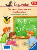 Die verschwundenen Buchstaben Bücher;Erstlesebücher - Ravensburger