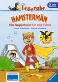 Hamstermän. Ein Superheld für alle Fälle Bücher;Erstlesebücher - Ravensburger