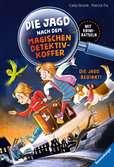 Die Jagd nach dem magischen Detektivkoffer, Band 1: Die Jagd beginnt! Kinderbücher;Erstlesebücher - Ravensburger