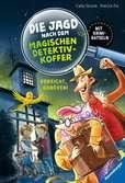 Die Jagd nach dem magischen Detektivkoffer, Band 2: Vorsicht, Ganoven! Kinderbücher;Erstlesebücher - Ravensburger