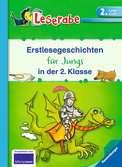 Erstlesegeschichten für Jungs in der 2. Klasse Bücher;Erstlesebücher - Ravensburger
