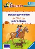 Erstlesegeschichten für Mädchen in der 2. Klasse Kinderbücher;Erstlesebücher - Ravensburger
