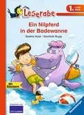 Ein Nilpferd in der Badewanne Bücher;Erstlesebücher - Ravensburger
