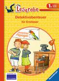 Detektivabenteuer für Erstleser Bücher;Erstlesebücher - Ravensburger
