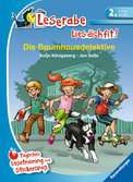 The Treehouse Detectives, Reading Raven, Reading Fitness, Level Two