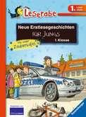 Neue Erstlesegeschichten für Jungs 1. Klasse Bücher;Erstlesebücher - Ravensburger