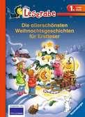 Die allerschönsten Weihnachtsgeschichten für Erstleser Bücher;Erstlesebücher - Ravensburger