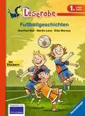 Fußballgeschichten Lernen und Fördern;Lernbücher - Ravensburger