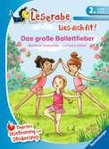 Das große Ballettfieber Kinderbücher;Erstlesebücher - Ravensburger