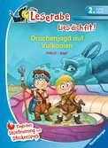 Drachenjagd auf Vulkanien Lernen und Fördern;Lernbücher - Ravensburger
