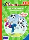 Fußballabenteuer zum Lesenlernen Lernen und Fördern;Lernbücher - Ravensburger