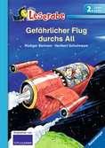 Gefährlicher Flug durchs All Lernen und Fördern;Lernbücher - Ravensburger