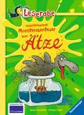Haarsträubende Monsterabenteuer von Ätze Lernen und Fördern;Lernbücher - Ravensburger