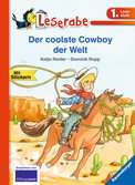 The coolest cowboy in the world, Reading Raven, Level One