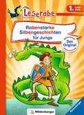 Rabenstarke Silbengeschichten für Jungs Kinderbücher;Erstlesebücher - Ravensburger