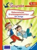 Rabenstarke Erstlesegeschichten für Jungs Kinderbücher;Erstlesebücher - Ravensburger