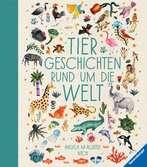Tiergeschichten rund um die Welt Kinderbücher;Bilderbücher und Vorlesebücher - Ravensburger