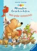 1-2-3 Minuten-Geschichten: Mein großer Vorleseschatz Kinderbücher;Bilderbücher und Vorlesebücher - Ravensburger