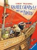 Räuber Grapsch und die Piraten Bücher;Kinderbücher - Ravensburger