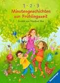 1-2-3 Minutengeschichten zur Frühlingszeit Kinderbücher;Bilderbücher und Vorlesebücher - Ravensburger
