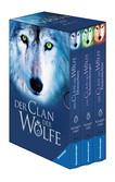 Der Clan der Wölfe, Band 1-3: Donnerherz, Schattenkrieger, Feuerwächter Bücher;Kinderbücher - Ravensburger