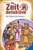 Die Zeitdetektive, Band 21: Der Schwur des Samurai Kinderbücher;Kinderliteratur - Ravensburger
