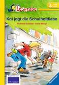 Kai jagt die Schulhofdiebe Bücher;Erstlesebücher - Ravensburger