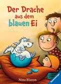 Der Drache aus dem blauen Ei Bücher;e-books - Ravensburger