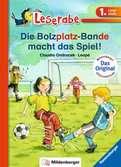 Die Bolzplatz-Bande macht das Spiel! Bücher;Erstlesebücher - Ravensburger