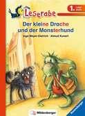 Der kleine Drache und der Monsterhund Bücher;Erstlesebücher - Ravensburger