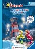 Spannende Krimis zum Mitraten Lernen und Fördern;Lernbücher - Ravensburger