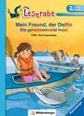 Mein Freund, der Delfin. Die geheimnisvolle Insel Bücher;Erstlesebücher - Ravensburger