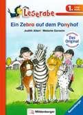 Ein Zebra auf dem Ponyhof Bücher;Erstlesebücher - Ravensburger