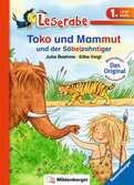 Toko und Mammut und der Säbelzahntiger Bücher;Erstlesebücher - Ravensburger