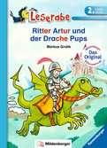 Ritter Artur und der Drache Pups Bücher;Erstlesebücher - Ravensburger