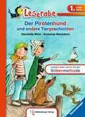 Der Piratenhund Bücher;Erstlesebücher - Ravensburger