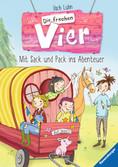 Die frechen Vier, Band 3: Mit Sack und Pack ins Abenteuer Kinderbücher;Kinderliteratur - Ravensburger