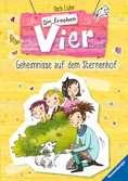 Die frechen Vier, Band 3 & 4: Geheimnisse auf dem Sternenhof Bücher;Kinderbücher - Ravensburger