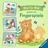 Bild für Bild spielen wir Fingerspiele Kinderbücher;Babybücher und Pappbilderbücher - Ravensburger