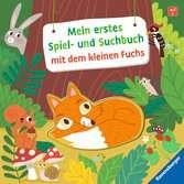 Mein erstes Spiel- und Suchbuch mit dem kleinen Fuchs Baby und Kleinkind;Bücher - Ravensburger