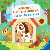 Mein erstes Spiel- und Suchbuch mit dem kleinen Hund Baby und Kleinkind;Bücher - Ravensburger