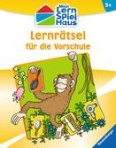 Lernrätsel für die Vorschule Kinderbücher;Lernbücher und Rätselbücher - Ravensburger