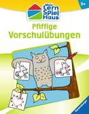 Pfiffige Vorschulübungen Lernen und Fördern;Lernbücher - Ravensburger