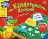 Das Kindergarten-Krokodil Lernen und Fördern;Lernhilfen - Ravensburger