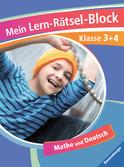 Mein Lern-Rätsel-Block Klasse 3 + 4 Lernen und Fördern;Lernhilfen - Ravensburger